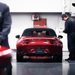 Serviceberater Mazda