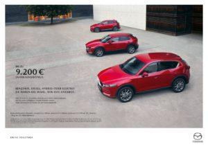 Mazda Aktion bis zum 31.12.20